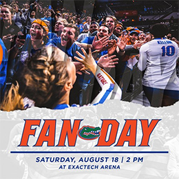 Volleyball Fan Day 2018
