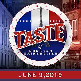 Taste logo color